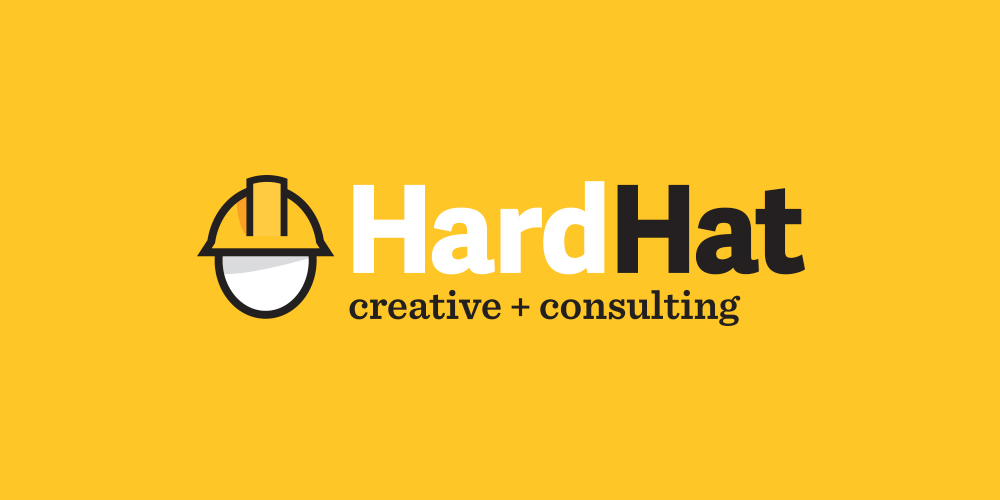 Hard Hat Primary Logo